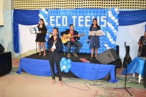 Lançamento Eco Teens