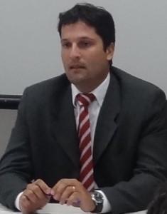 Promotor de Justiça Fábio Fernandes Corrêa
