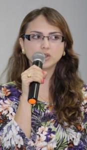 Promotora de Justiça Suzana Dantas Cerqueira Monteiro