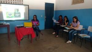 reunião c professores Eco Teens 24 05 2016